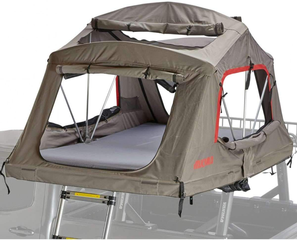 Yakima SkyRise HD Tent | 4-Person and 4-Season | Best Roof ...
